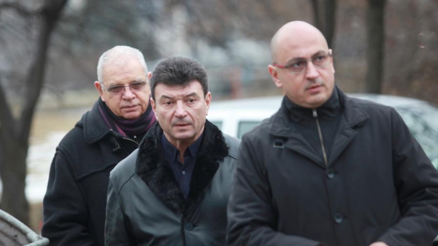 Живко Мартинов на съд, пуснат с гаранция