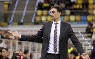 Химки смени Барцокас, взе литовец за нов треньор
