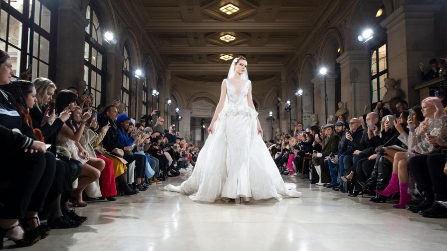 Висша мода в Париж
