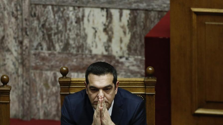 <p>Ципрас: Научете <strong>истината</strong> за <strong>Преспанския договор&nbsp;</strong></p>