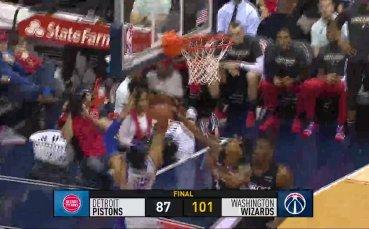 Репортаж от мачовете в НБА, 22 януари 2019 година