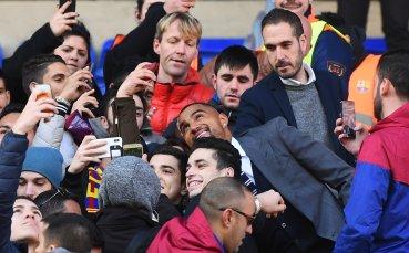 Спряган за нов треньор на Барселона с решаваща роля за трансфера на Боатенг