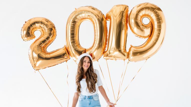 2019 нова година