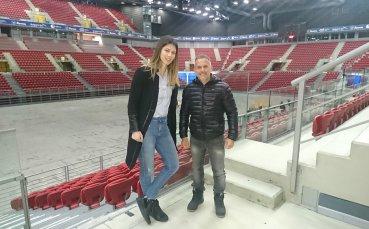 Цвети Пиронкова и Йордан Йовчев вече са в звездния тим посланици на Sofia Open