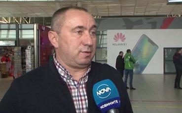 Мъри: Конректни разговори с Павел Колев съм нямал
