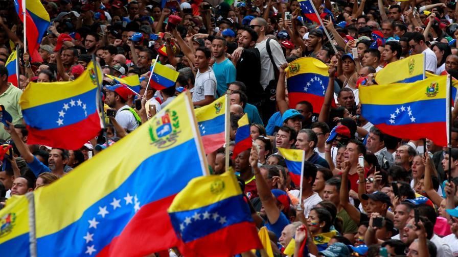 Протестите във Венецуела