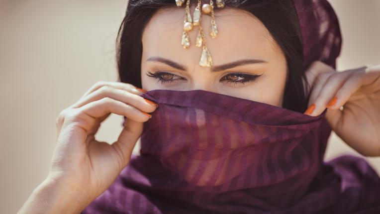 жена арабка