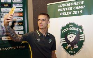 Царско село взе футболист на Лудогорец