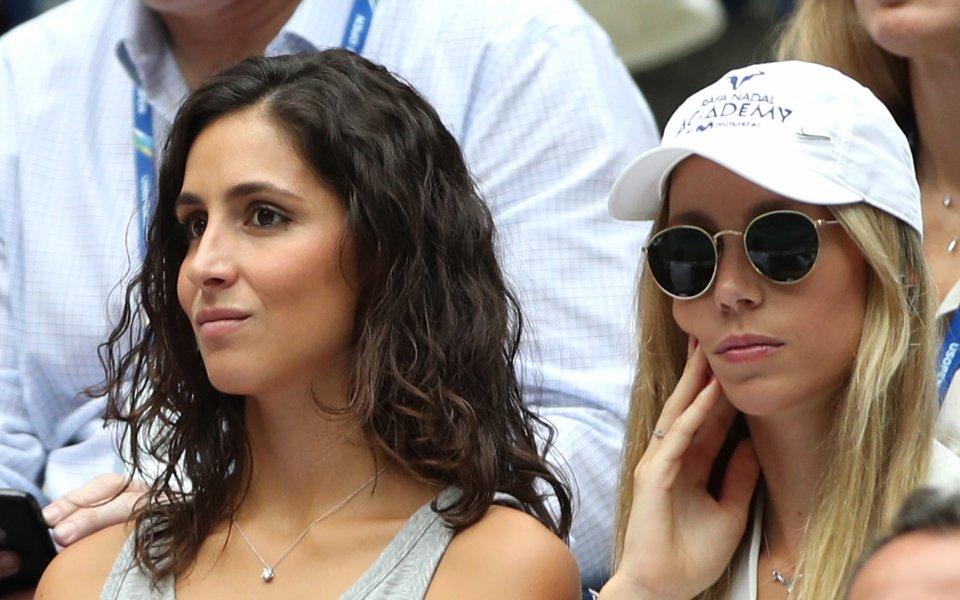 Звездата в световния тенис Рафаел Надал мина под венчилото през