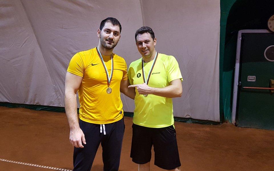 Петър Илиев е първият шампион на ИТЛ за 2018 година
