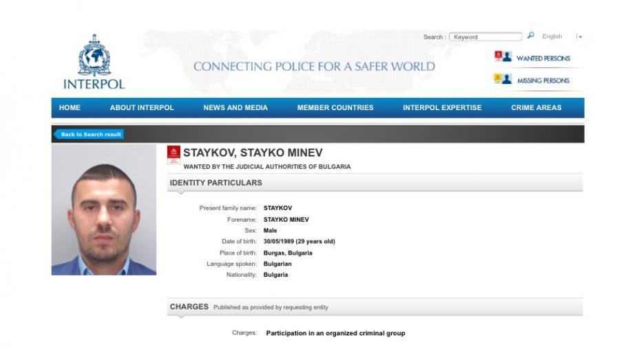Съдът пусна под домашен арест Стайко Стайков