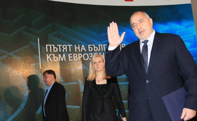 Борисов: Еврото ще дисциплинира банковата система