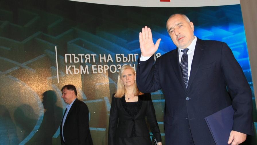 Борисов: Ще си понесем последствията, ГЕРБ съм я създал да се бори с корупцията