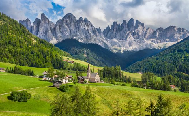 Италия привлича заселници в Алпите с парична награда