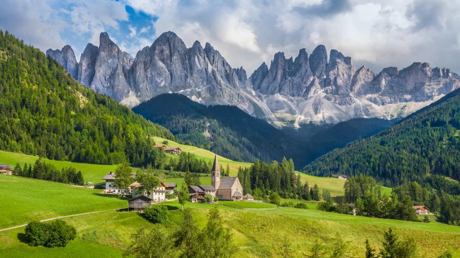 <p>Италия привлича заселници в <strong>Алпите</strong> с <strong>парична награда&nbsp;</strong></p>