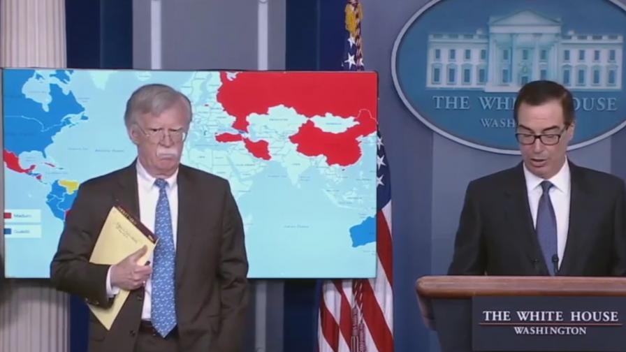 <p>Започват ли САЩ война - &bdquo;5000 войници към Колумбия&rdquo;</p>