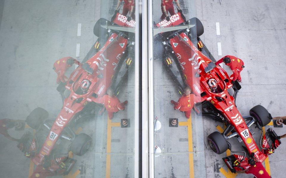 Ферари може да промени тотално визията си за 2019-а