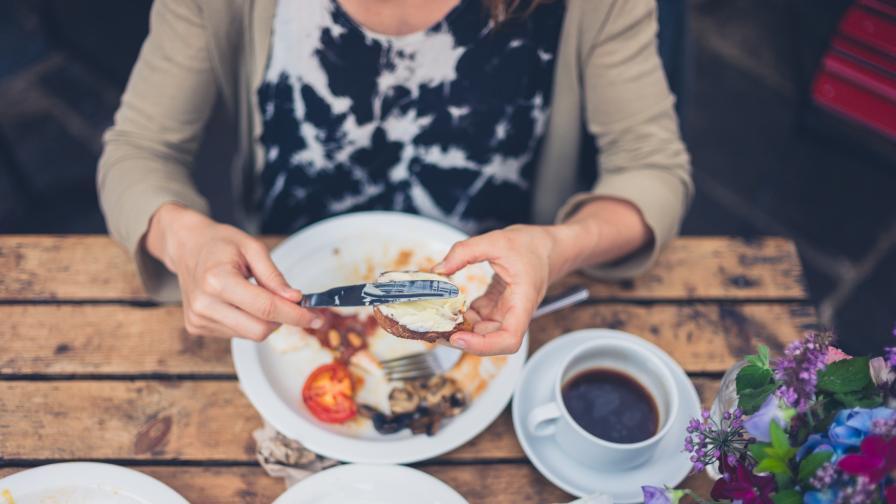 Истината за бързия метаболизъм и слабите хора