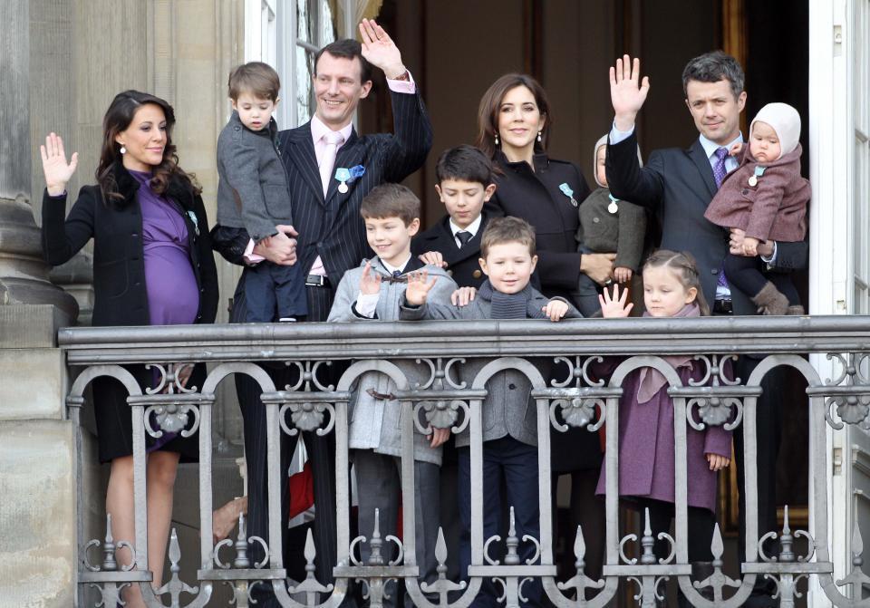 Датското кралско семейство