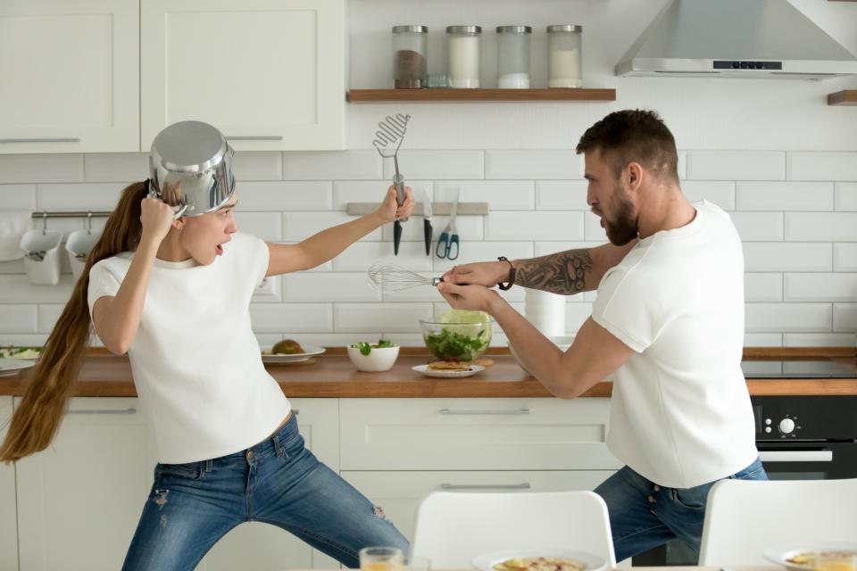 храна двойка