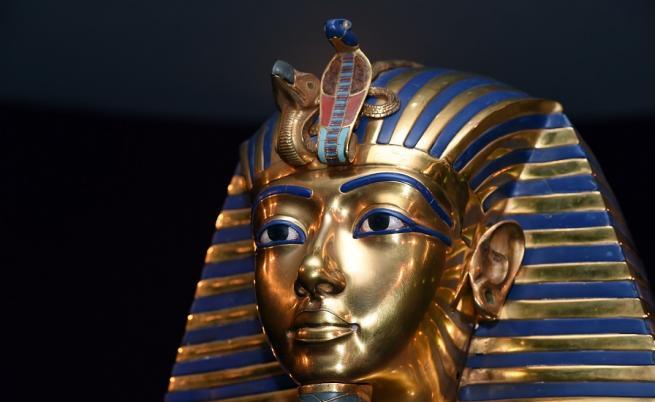 Гробницата на Тутанкамон - реставрирана