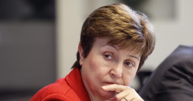 България Ройтерс: Кристалина Георгиева в списъка с кандидати за шеф