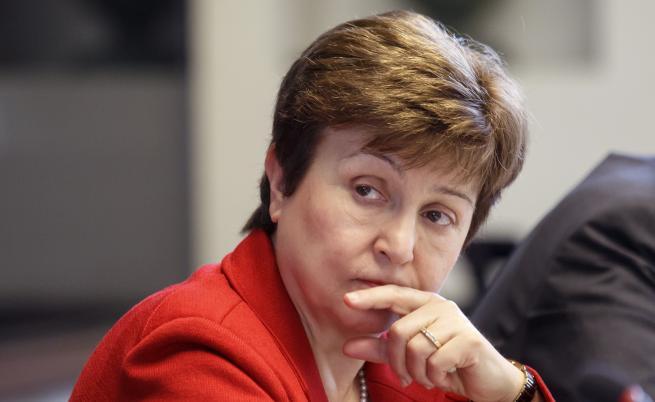 Кристалина Георгиева временно оглави Световната банка