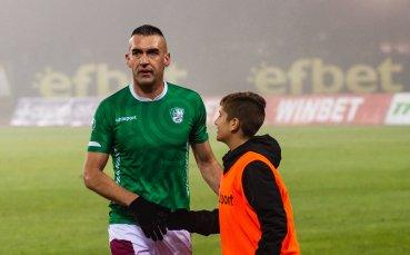 Мартин Камбуров е безспорния №1 на Берое - Локо Пловдив