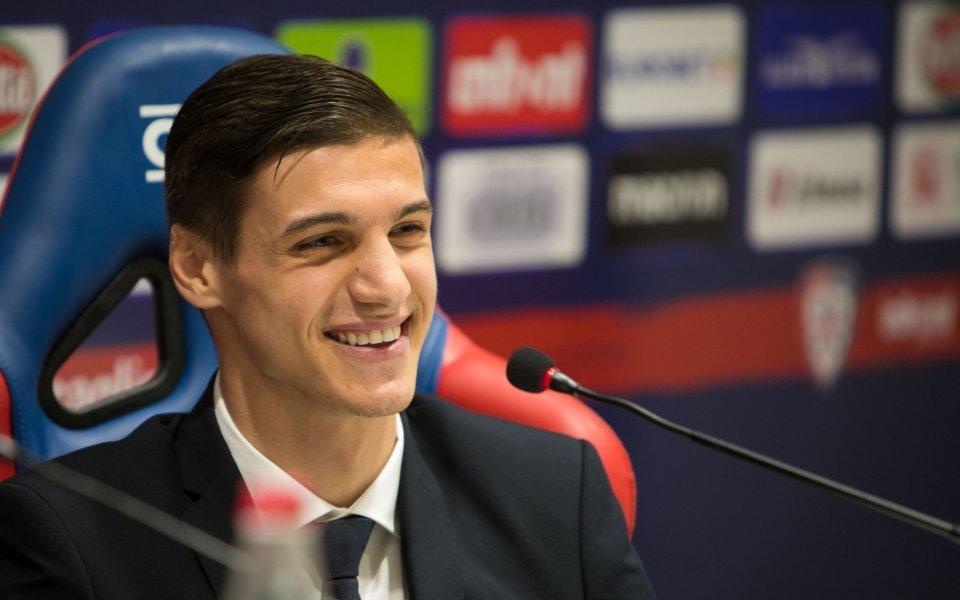 Възможно ли е Десподов да облече фланелката на ЦСКА?