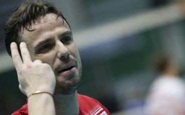 Теди Салпаров с остри думи към съотборниците си след мача с Италия