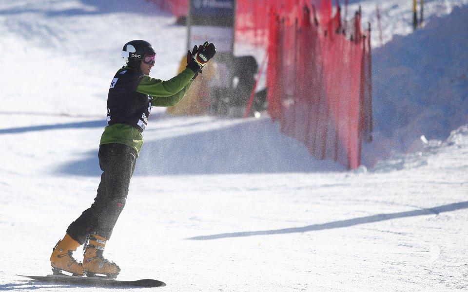 Българският сноубордист Радослав Янков даде шесто време в квалификациите на
