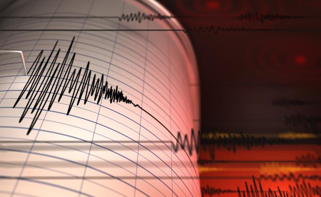 Серия от земетресения в България