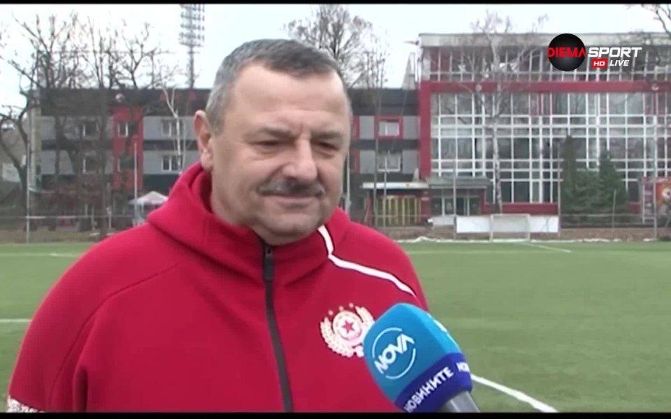 Един от архитектите на школата на Литекс напусна ЦСКА