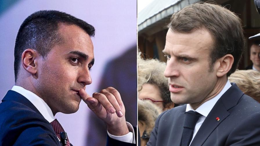 <p>Ескалация – Франция отзова посланика си в Италия</p>