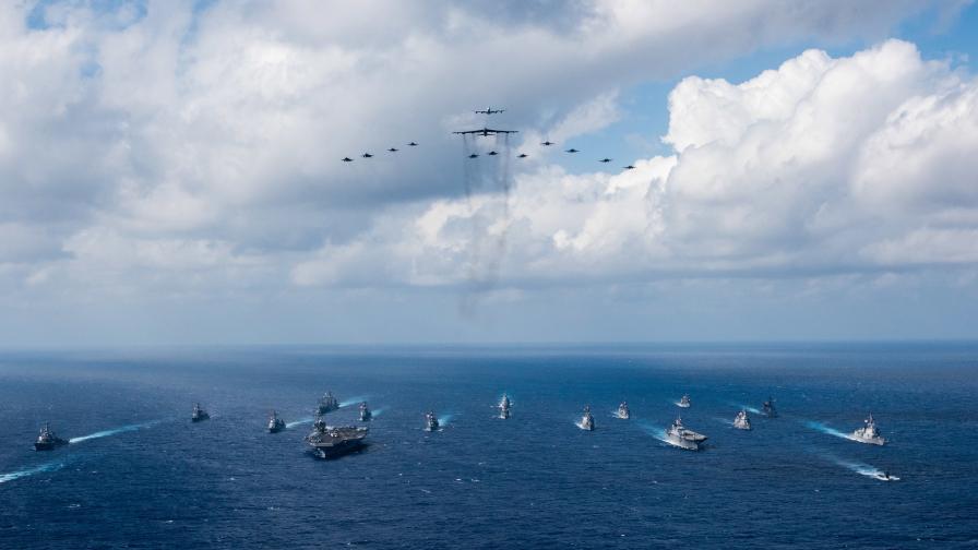 <p>Тревога за Трета световна война, Китай и САЩ в ядрена надпревара</p>