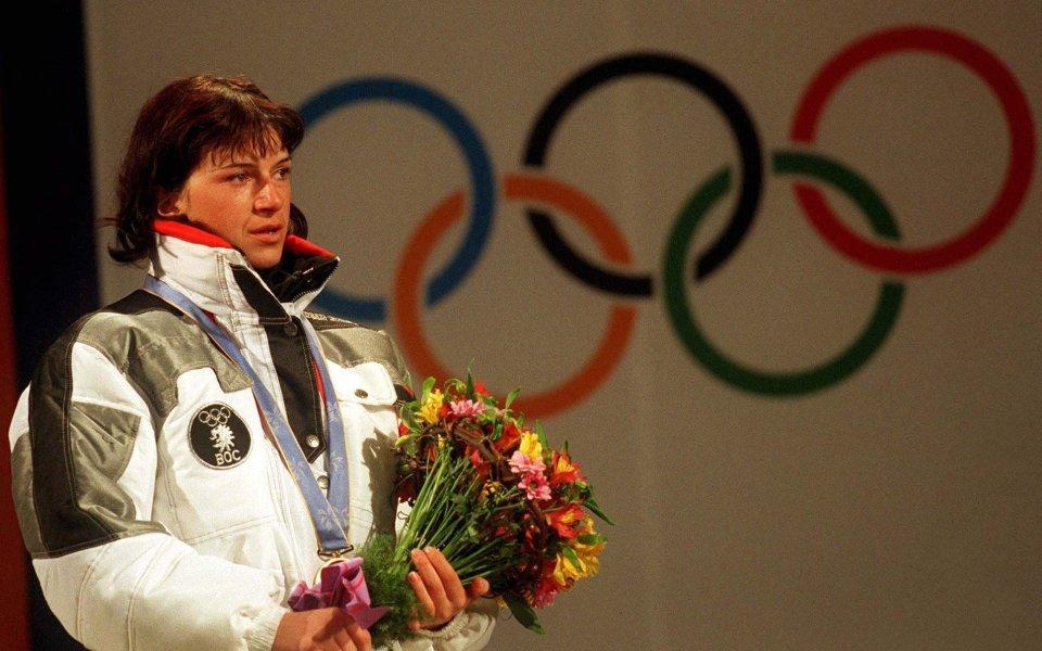 21 години от олимпийската титла на Катя Дафовска
