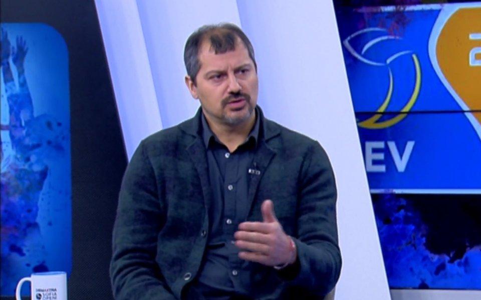 Ники Иванов: Познавайки Матей, за мен темата Казийски в националния е приключена