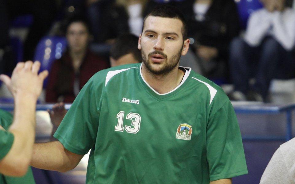 Роден баскетболист подписа в Хърватия
