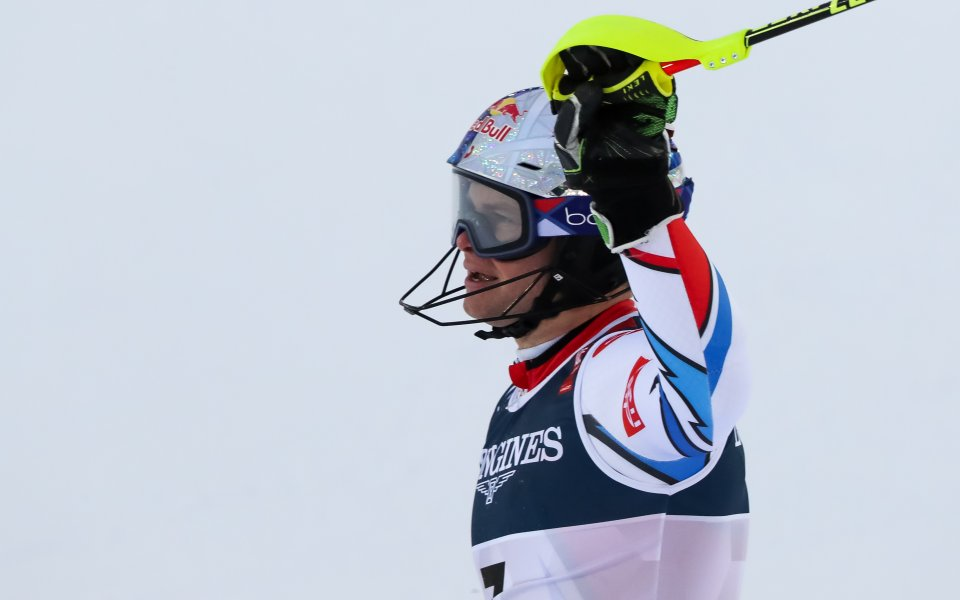 Алекси Пинтюро триумфира в комбинацията в Бормио