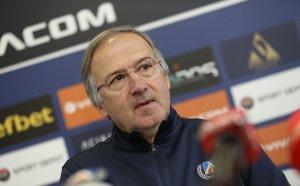 Дерменджиев: Вече съм наясно защо Левски няма трофей в последните 10 години