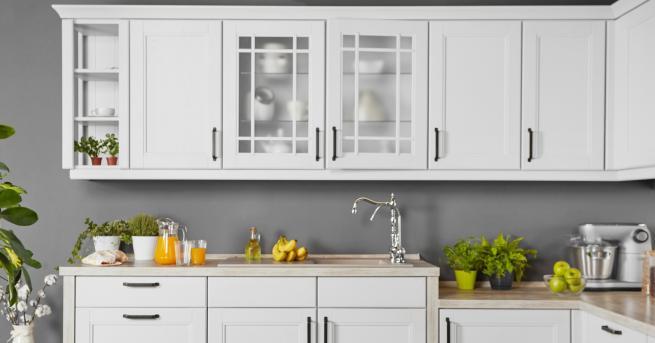 Снимка: 4 начина да обновите 30-годишната си кухня, без да фалирате