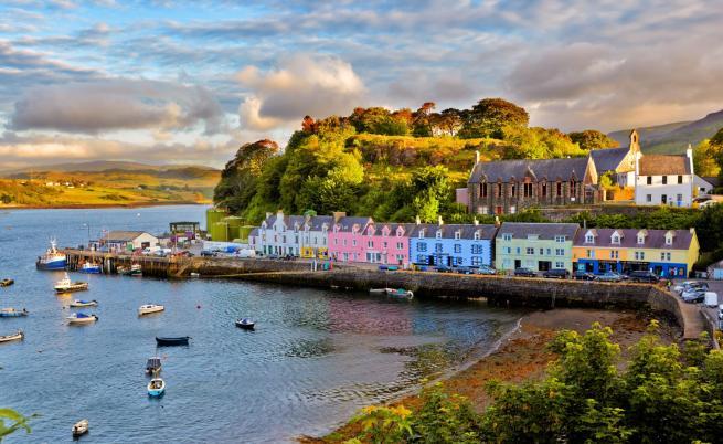Шотландските градчета - красиви, далечни и непознати (СНИМКИ)
