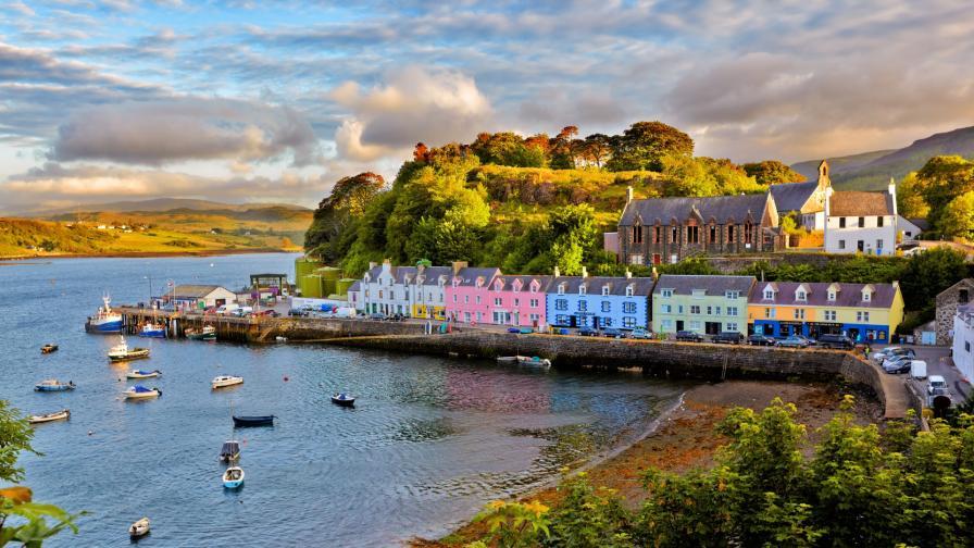 <p>Шотландските градчета - <strong>непознати, далечни и красиви</strong></p>