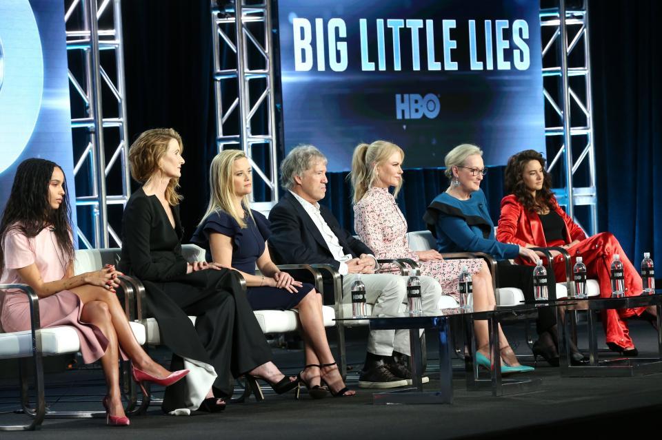 Големите малки лъжи