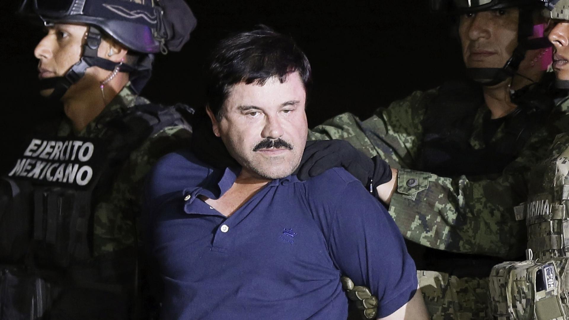 Процесът срещу Ел Чапо: Всеки ден като в драма на Шекспир