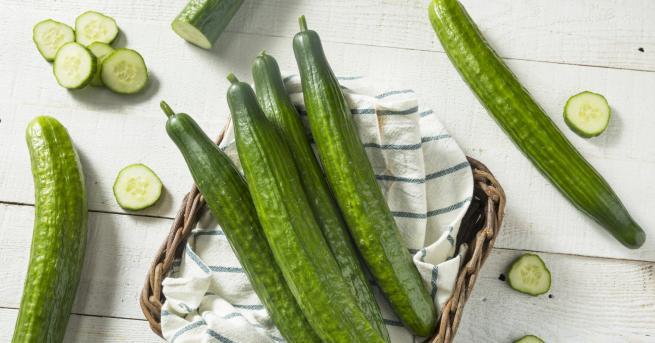 Снимка: 7 ползи за здравето от консумирането на краставици
