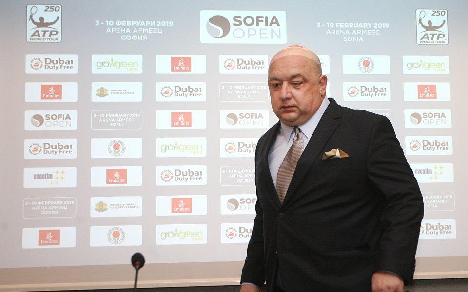 Министърът на младежта и спорта Красен Кралев сподели, че Тайбе