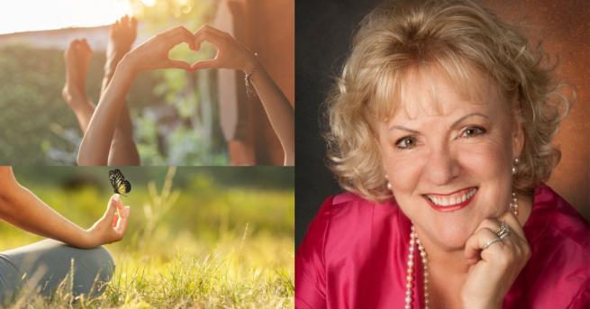 Снимка: Лиз Бурбо - трансформацията от служител в търговска фирма до световно известен психолог и милионер
