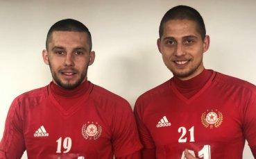 Крушчич поиска от футболист на ЦСКА да стане национал