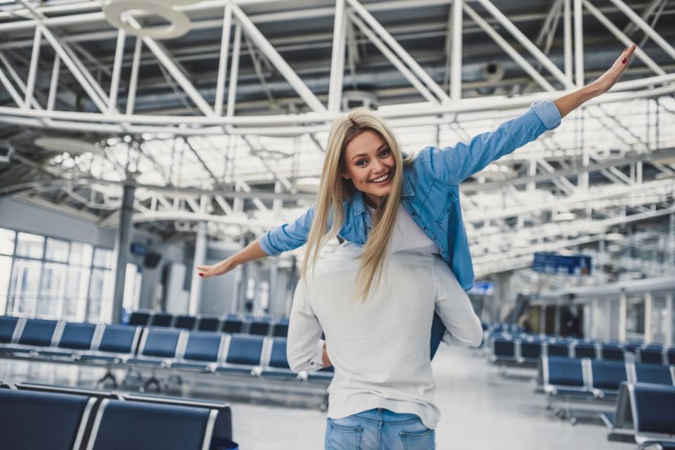 летище любов